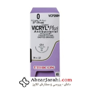 Coated Vicryl Plus